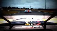 24H Le Mans 2013 Allan Simonsen (Aston Martin) Fatal Crash R.I.P.