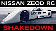 Nissan ZEOD RC - Shakedown Run