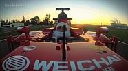 Il video di auguri di Natale della Ferrari