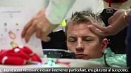 Presentazione Ferrari SF15-T: intervista a Kimi Raikkonen