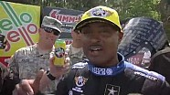 Antron Brown powers to his second win of 2015 in Atlanta #NHRA