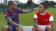 Después del futbol con Lewis Hamilton y Thierry Henry, hablan de Ganadores y perdedores