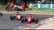 Course mouvementée en F4 italienne à Monza