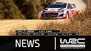 Rally de Italia 2015: etapas 19-23