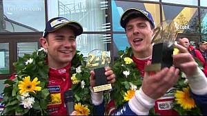 WEC - Así la suerte  para los Ferrari en las 24 Horas de Le Mans