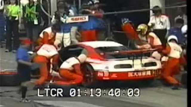 2003 On-The-Limit - Japan GT Championship Round 2