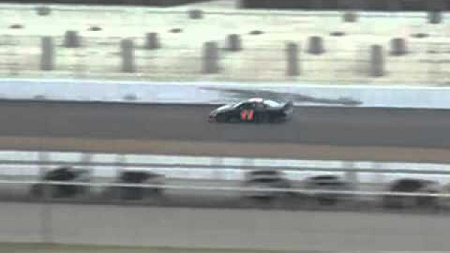 2011 USAR Pro Cup Series at Rockingham Speedway - Race 4