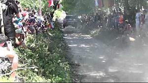 Rally de Polonia compilación de saltos