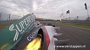 Jos Verstappen retrouve la Minardi PS03
