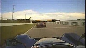 Spec Racer Ford flips at Canadian Tire Motorsport Park