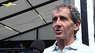 Interview exclusive avec Alain Prost