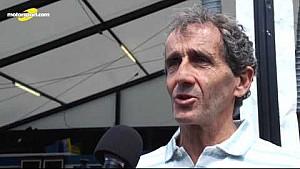 Interview exclusive avec Alain Prost