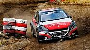 S1600 final Alemania RX FIA Campeonato del Mundo de Rallycross