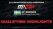 MXGP of Sweden MX2 Qualifying Race Highlights