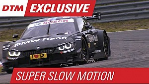 Super Slow Motion - DTM Zandvoort 2015