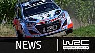 Rallye Deutschland 2015 Stages 5-6