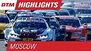 ملخص السباق الأوّل في موسكو (دي تي أم)