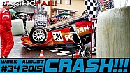 Racing y Rally Crash Compilación Semana 34, agosto 2015