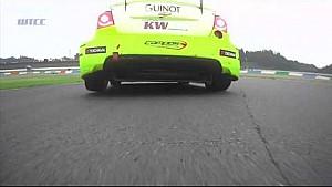 سباق دبليو تي سي سي في اليابان: السباق الثاني