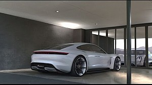 Porsche Mission E - Performance concept