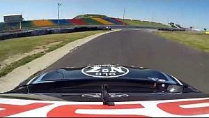 Jack Daniel's Racing Calder Park V8 Supercar vuelta caliente