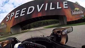 #INDYCAR En el coche: Josef Newgarden en Road America