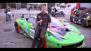 Hoogtepunten - Misano Blancpain Sprint Series 2015