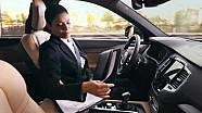 Découvrez l'interface utilisateur des voitures autonomes Volvo