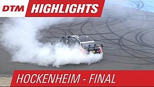 أهم أحداث السباق الثاني: دي تي أم هوكنهايم