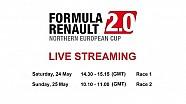 Formula Renault 2.0 NEC - Race 1 - Silverstone UK