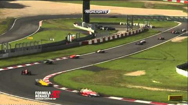 Renault 2.0 - Nurburgring 2015 Race 2 Highlights