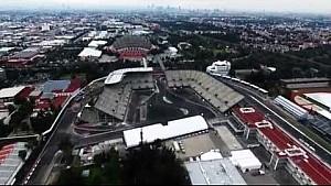 Dernière inspection du circuit de Mexico City