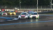 WTCC Race 2 in Thailand