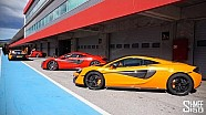 McLaren 570S Launch Journey to Portugal and Portimao Circuit