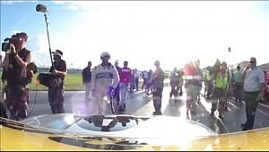 La dernière course de Jeff Gordon à Homestead en caméra embarquée