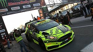 Rally-Show Monza: Freitag
