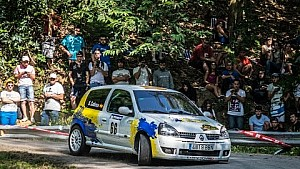 Onboard Miguel Ángel Pérez - Susana Cadenas || IX Rallye Cristian López Herrero 2015
