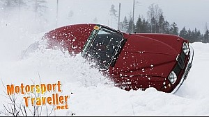 Winter Rally Action 2015 (crashes, mistakes and action)