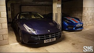 Taking the Ferrari FF Home - General Update Video