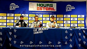 4 Hours of Estoril - Qualifying Press Conference