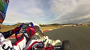 2012 Rotax MAX Grand Finals - Team USA: A lap around Kartodromo Internacional do Algarve