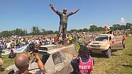 Dakar 2016: Tim Coronel wint soloklasse Dakar