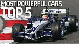 5 Of The Most Powerful Racing Cars Ever!