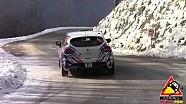 Rally van Monte Carlo dag 2 hoogtepunten