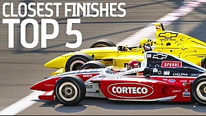 Top 5 Closest Finishes!