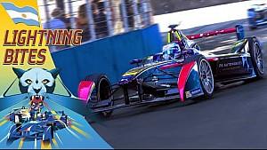 Buenos Aires ePrix: Das Rennen