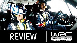 WRC Rally Sweden 2016: REVIEW Clip