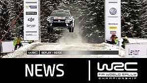 Rallye de Suède 2016 - Power Stage