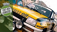 Ragnotti's Renault 5 Turbo Growls in Monte Carlo
