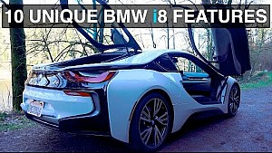 10 Things You Didn't Know About The BMW i8